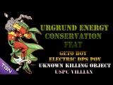 DCUO Urgrund Energy Conservation Feat UKO Elec Dps POV