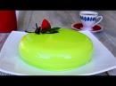 Зеркальная глазурь Гляссаж Рецепт