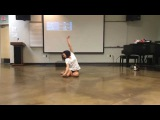 Contemporary Dance My Skin (Natalie Merchant)