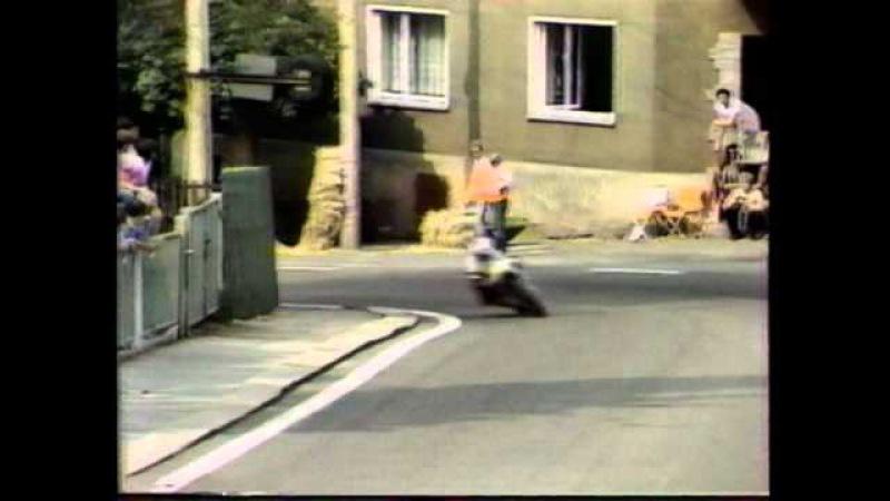 Sachsenring 1985 DDR Meisterschaftslauf 250ccm Einzylinder Lizenz 1/3