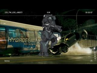 Железный человек/Iron Man (2008) Удаленный фрагмент №5