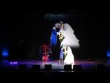 Le Chevalier D`Eon - Sam  Ита Акварель - КОНКУРС  WCS 2016  CCCC 2016 - HINODE 2016
