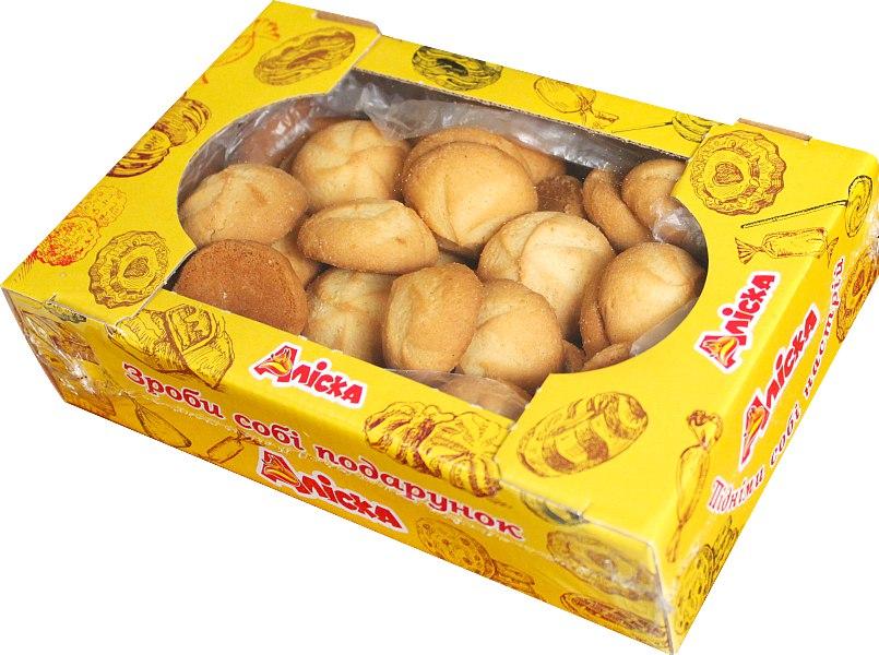 Печиво Верона, Аліска, 500 г