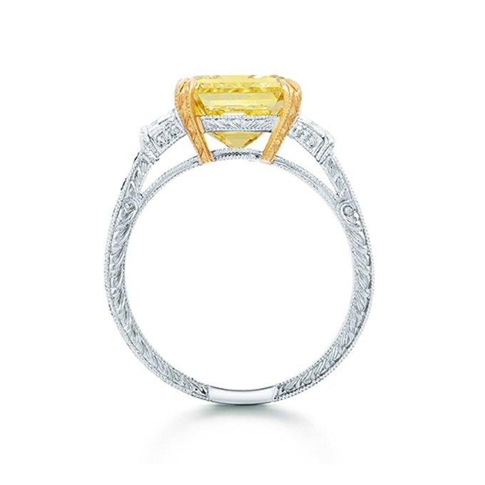HQYatwOo7sc - Мультиметаллические  обручальные кольца (35 фото)