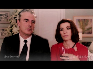 The Good Wife - Alicia&Peter