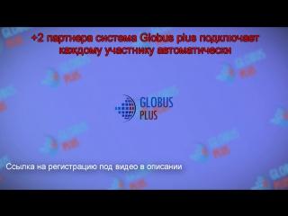 Globus plus - сколько можно заработать