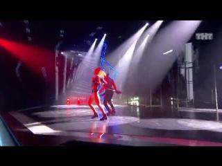 София Кольбедюк (Sofa) и Иван Можайкин (The Maneken - ЛП) - Танцы 2