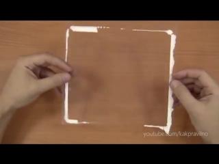 Как самому сделать 3D очки в домашних условиях!