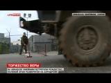 Как работает охрана периметра российской авиабазы в Сирии