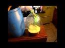 Розлив и бутилирование домашнего пива