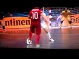 Ricardinho amazing goal UEFA Futsal Euro 2016