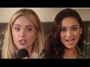 PLL Season 7: Cast Teases Hanna's Fate Why It's The Sexiest Season EVER