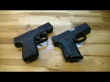 EDC Пистолеты XDs vs Smith &amp Wesson Shield
