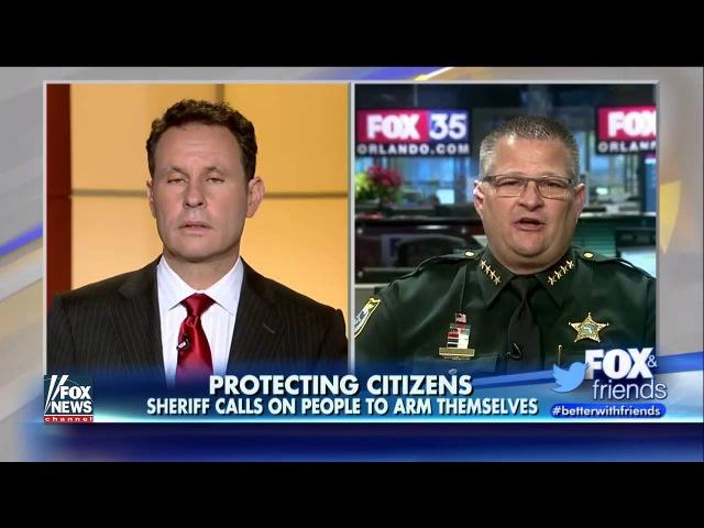Florida Sheriff Wayne Ivey Urges Armed Citizens To Take On Terrorists