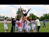 Динамо Київ U-19 - чемпіон України! Радість переможців!