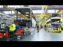 Производство автобусов SETRA. Завод EvoBus в Neu-Ulm - часть 2.