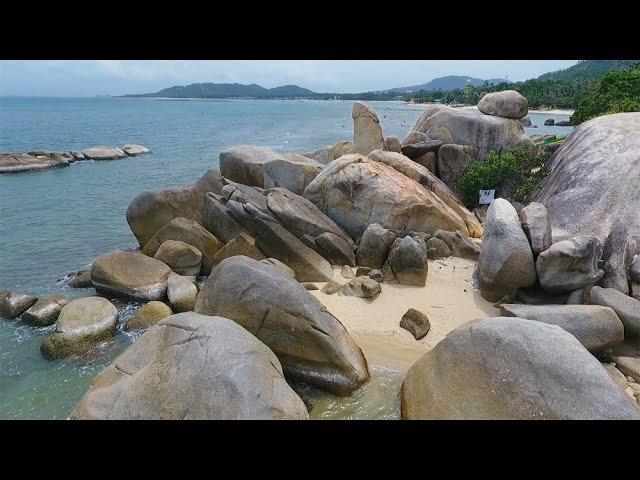 Ко Самуи, пляж Ламай