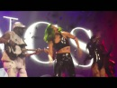 Lady Gaga- Sexxx Dreams and Mary Jane Holland Live 2014 artRAVE
