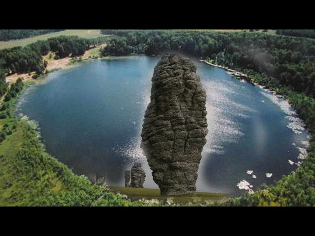 Шайтан-озеро. Что скрыто в Окуневских озерах? Тайны Сибири