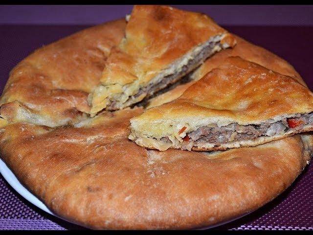 Мясные начинки для пирога рецепт с