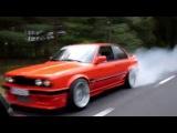 BMW E30 M50 TURBO 420HP K64 POKAZ MOCY GRAND-GUBIN