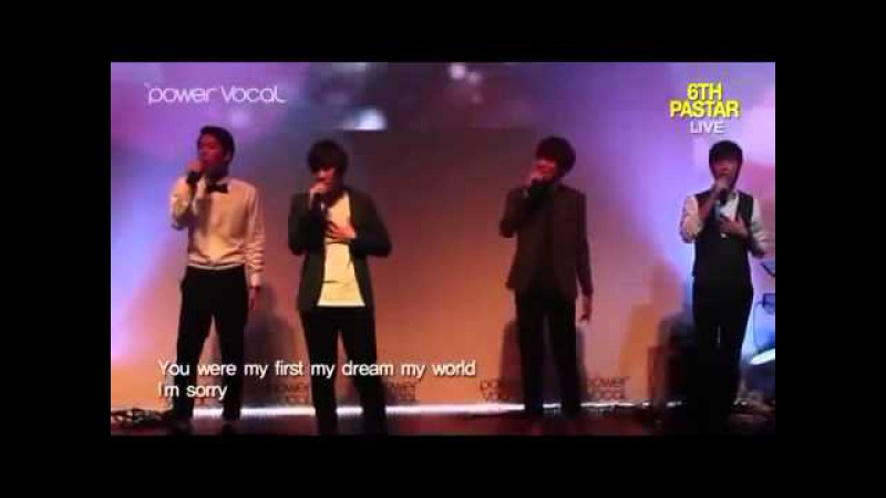 [PRE-DEBUT] 2012.09.15 MONSTA X - Lee Minhyuk @ 6TH PLAY PASTAR (I Feel So Nice First Kiss)