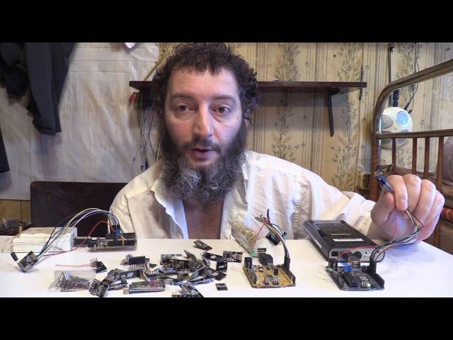 Arduino nRF24L01 Соединяем несколько Arduino по радиоканалу multi Connect Transmitter Receiver