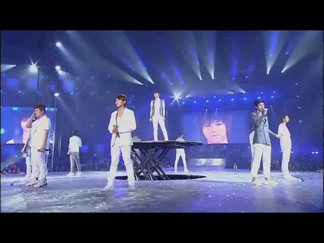 SUPER SHOW 3 DVD | 31. 진심 All My Heart LIVE (SUPER JUNIOR) 111226