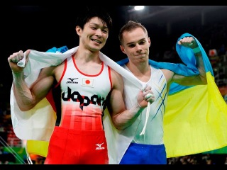 Second Silver Medal for Ukraine: Gymnast Oleg Verniaiev nearly dethroned Japan's Kohei Uchimura