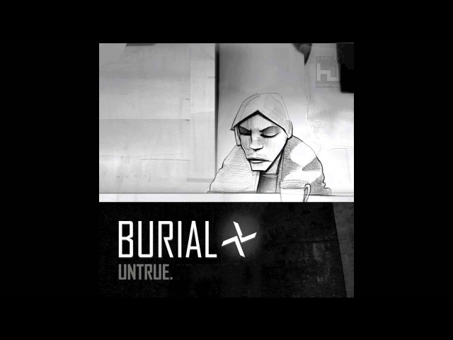 Burial Etched Headplate Hyperdub 2007