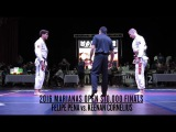 Keenan Cornelius vs  Felipe Pena $10,000 Black Belt Absolute Finals // 2016 Marianas Open Guam