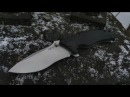 Хард-тест ножа ZERO TOLERANCE ZT0200KW+тест Цай-дао. Проект Чистота.