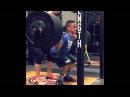 В 12 лет он приседает 100 кг, а ты?
