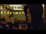 (Mr.Robot) Elliot Alderson - N.O.R.M.A.L