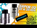 Sapor RDA V2 22 25 mm by Wotofo Я бы выдул