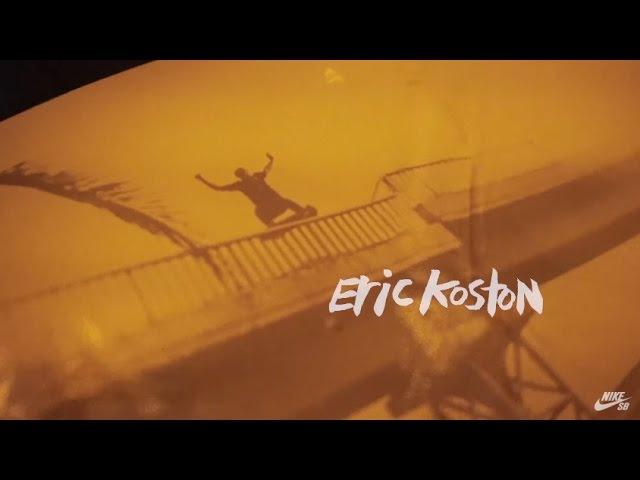 Nike SB Chronicles, Vol. 3 | Eric Koston