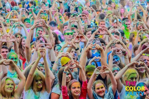 Фестиваль Красок THE COLOR PARTY – Ижевск