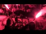 В Черкассах Азов устроил факельное шествие (23.04.2016)