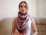 Как красиво завязать шарф_палантин - 5 способов _ AlenaTravkova