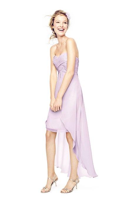 mC5YLbuMxyg - Прекрасные платья цвета лаванды для подружек невесты на каждый сезон