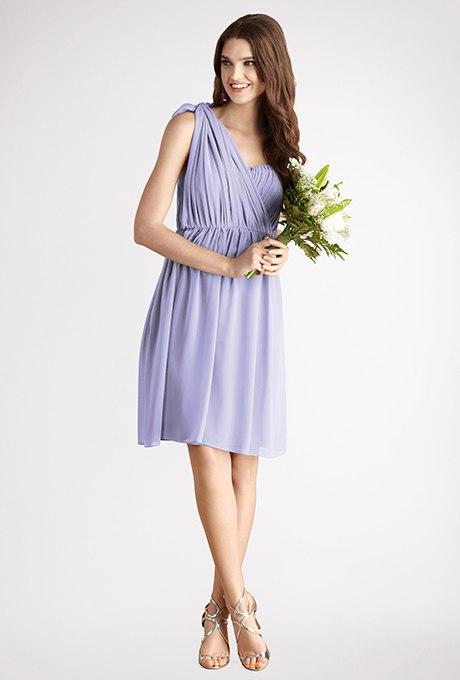 5e3sn2KLKG4 - Прекрасные платья цвета лаванды для подружек невесты на каждый сезон