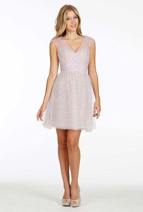 hULYeRATk c - Прекрасные платья цвета лаванды для подружек невесты на каждый сезон