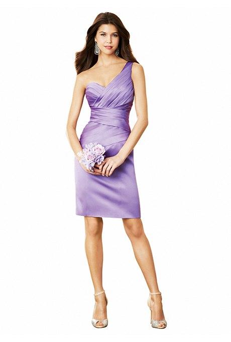 VOQ33Nz3ozI - Прекрасные платья цвета лаванды для подружек невесты на каждый сезон