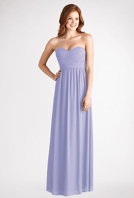 GjQYwWdgE9I - Прекрасные платья цвета лаванды для подружек невесты на каждый сезон