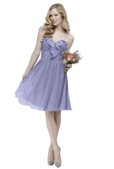 HIXyKvM3PWU - Прекрасные платья цвета лаванды для подружек невесты на каждый сезон