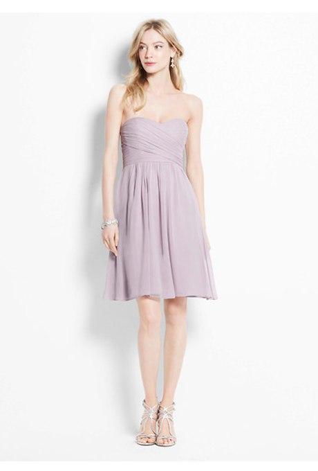 FfsWo M mI8 - Прекрасные платья цвета лаванды для подружек невесты на каждый сезон