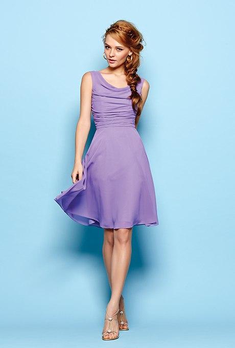 zUc5VD2VdIk - Прекрасные платья цвета лаванды для подружек невесты на каждый сезон