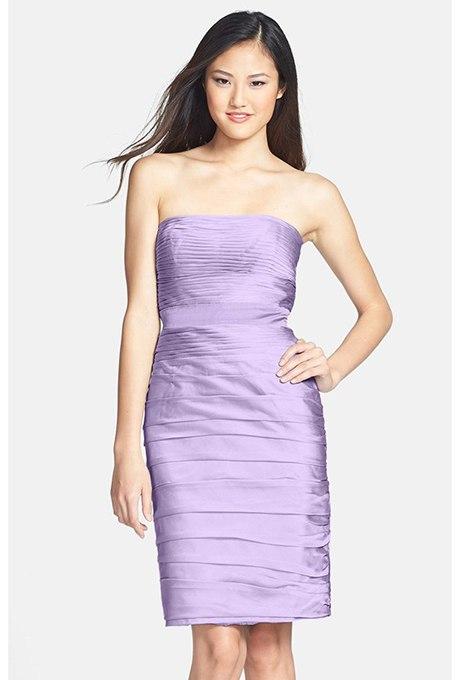 805XPQl2ZWY - Прекрасные платья цвета лаванды для подружек невесты на каждый сезон