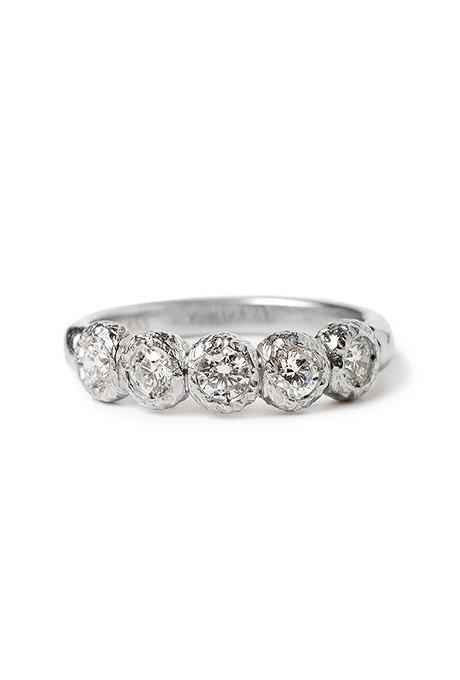 Y2AbVzhku k - Свадебные обручальные кольца с вечным дизайном