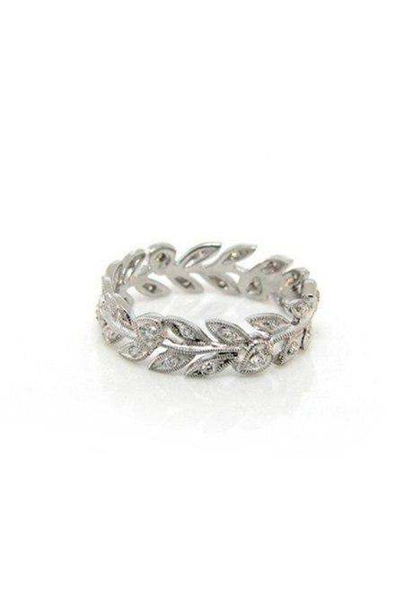 LnTX3e fzWE - Свадебные обручальные кольца с вечным дизайном